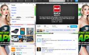 Stuff twitter page